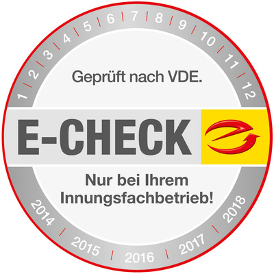Der E-Check bei Electric Arning in Waldkraiburg